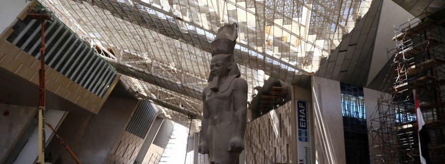 The Grand Egyptian Museum Unveils Its Ticket Prices