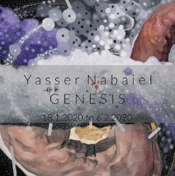 ‎'Genesis' Exhibition by Switzerland-based Egyptian Artist Yasser Nabaiel to Launch This Saturday