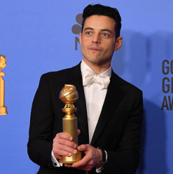‎77th Golden Globes: Will Egyptian Nominees Rami Malek and Ramy Youssef Win Tonight?‎