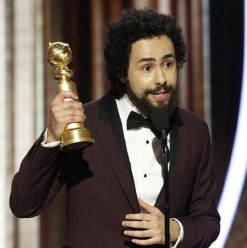 American-Egyptian Actor Ramy Youssef Wins Golden Globe for Best Comedy Performance