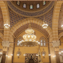 Al Fateh Royal Mosque Restored With a Cost of 16LE Million‎