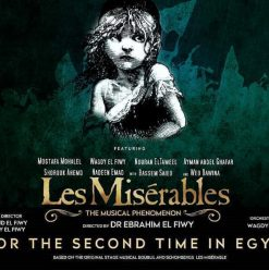 Catch Les Misérables at El Sawy Culturewheel
