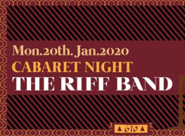 Cabaret Night Ft. The Riff Band at Cairo Jazz Club 610