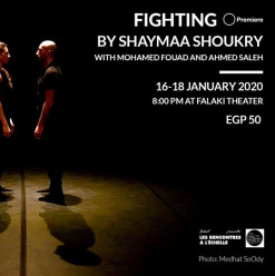 'Fighting' Dance Performance at Falaki Theatre
