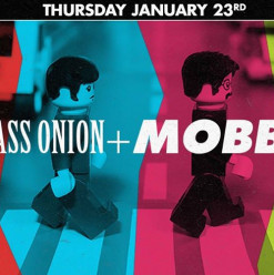 Glass Onion and Mobbz at The Tap West