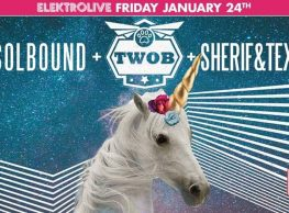 ElektroLive Ft. Solbound, TWOB, and Sherif & Tex at The Tap West