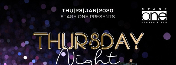 Thursday Night at Stage One