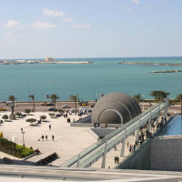 Four Museums You Can Visit at the Bibliotheca Alexandrina