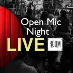 Open Mic at ROOM Art Space New Cairo