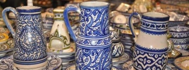 Pottery Exhibition at Foustat Traditional Crafts Center