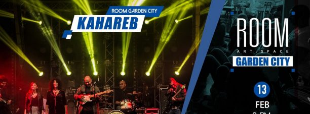 Kahareb at ROOM Art Space Garden City