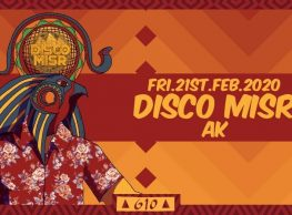 Disco Misr / AK at Cairo Jazz Club 610