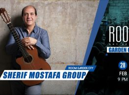 Sherif Mostafa Group at ROOM Art Space Garden City