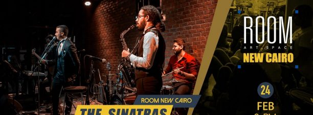 The Sinatras at ROOM Art Space New Cairo