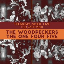 The Woodpeckers / The One Four Five at Cairo Jazz Club