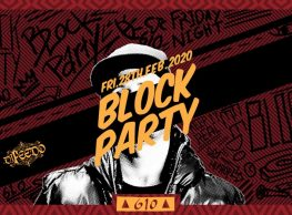 'Block Party' Featuring DJ Feedo at Cairo Jazz Club 610