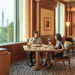 Four Seasons Cairo Hotel at Nile Plaza: Valentine's Day at Bella (Second Seating)