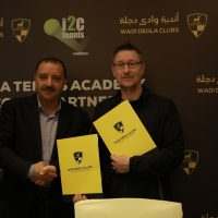 Wadi Degla Clubs Up Its Tennis Champions' Game with this Successful Collaboration