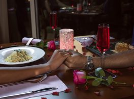 Valentine's Day at Sheraton Cairo Hotel and Casino's Giannini's