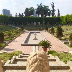 Restoration of Al Andalus Park to Use Scenes from Classic Films as a Guide