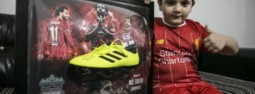 Mohamed Salah Restores Our Faith in Humanity with His Latest Good Deed