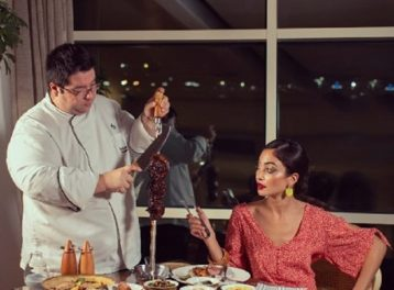 First Nile Boat: Churrascaria Buffet at Four Seasons First Residence's Xodó