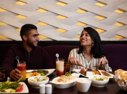 Valentine's Day at Sheraton Cairo Hotel and Casino's Rawi