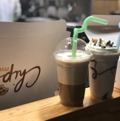 Chip Me: Fresh Cookies Booth Opens at Sheikh Zayed's Arkan Mall