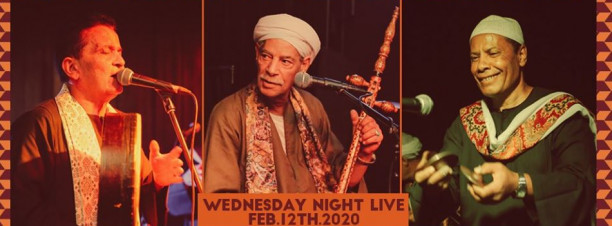 Egyptian Project at Cairo Jazz Club 610