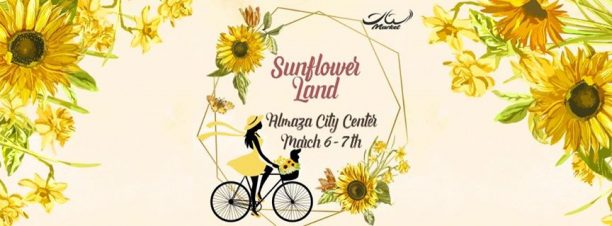 Sunflower Land Bazaar at Almaza City Centre