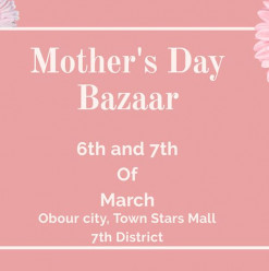 Mother's Day Bazaar at TownStars Mall:
