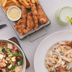 Qahwa: Interesting Lunch Items at the Mall of Arabia Branch