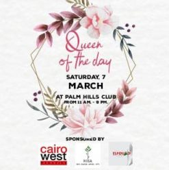 Queen of the Day at Palm Hills Club