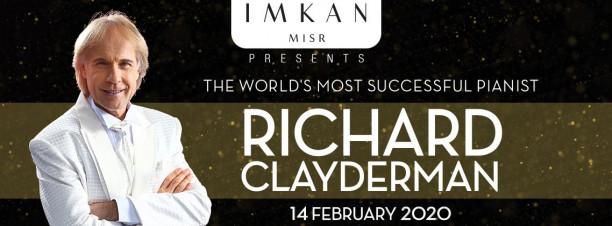 Richard Clayderman at Al Manara International Convention Center