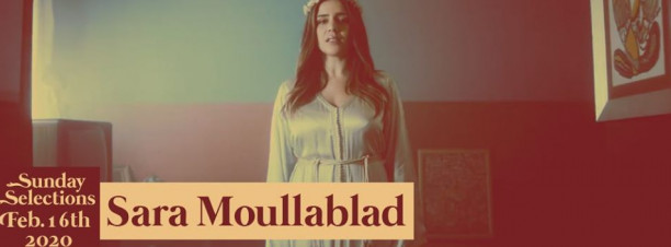 Sara Moullablad at Cairo Jazz Club
