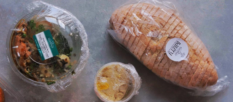 Gourmet: Impressive Ready-Made Options, but What About the Delivery? ‎