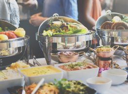 Sheraton Cairo Hotel & Casino: Indian Buffet at Rawi