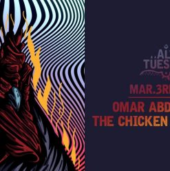 Omar Abdelhady / The Chicken Came First at Cairo Jazz Club