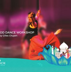 India by the Nile: Bollywood Dance Workshop at El Hanager Arts Center