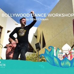 India by the Nile: Bollywood Dance Workshop at Port Said International Schools