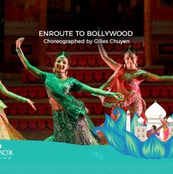 India by the Nile: 'En Route to Bollywood' Dance Workshop at Bibliotheca Alexandrina