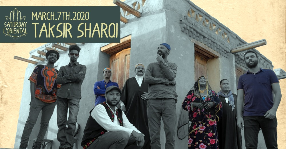 Image result for taksir sharqi cairo jazz club march