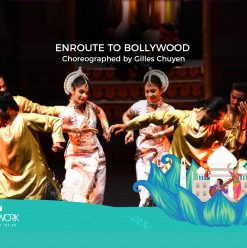 India by the Nile: 'En Route to Bollywood' Performance at Family Park