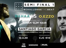 'Hey DJ' Semi-Finals at Cairo Jazz Club 610