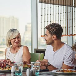 Sheraton Cairo Hotel & Casino Sends Love to Cairo's Moms with an Array of Delicious Culinary Offers