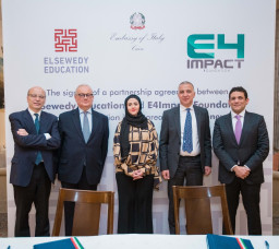 El Sewedy Education Partners With E4Impact to Support Egyptian Entrepreneurs and Startups