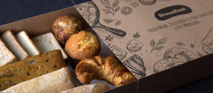 Breadfast: Get Your Freshly Baked Goodies Delivered to your Doorstep