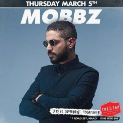 Mobbz at The Tap Maadi