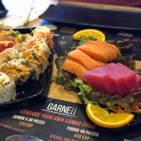 Garnell Sushi & Poke: New Sushi Joint Joins the Scene in New Cairo