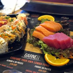 Garnell Sushi &‏ ‏Poke: New Sushi Joint Joins the Scene in New Cairo